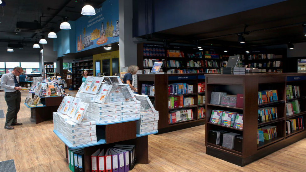 Blackwell's Liverpool Campus Bookshop