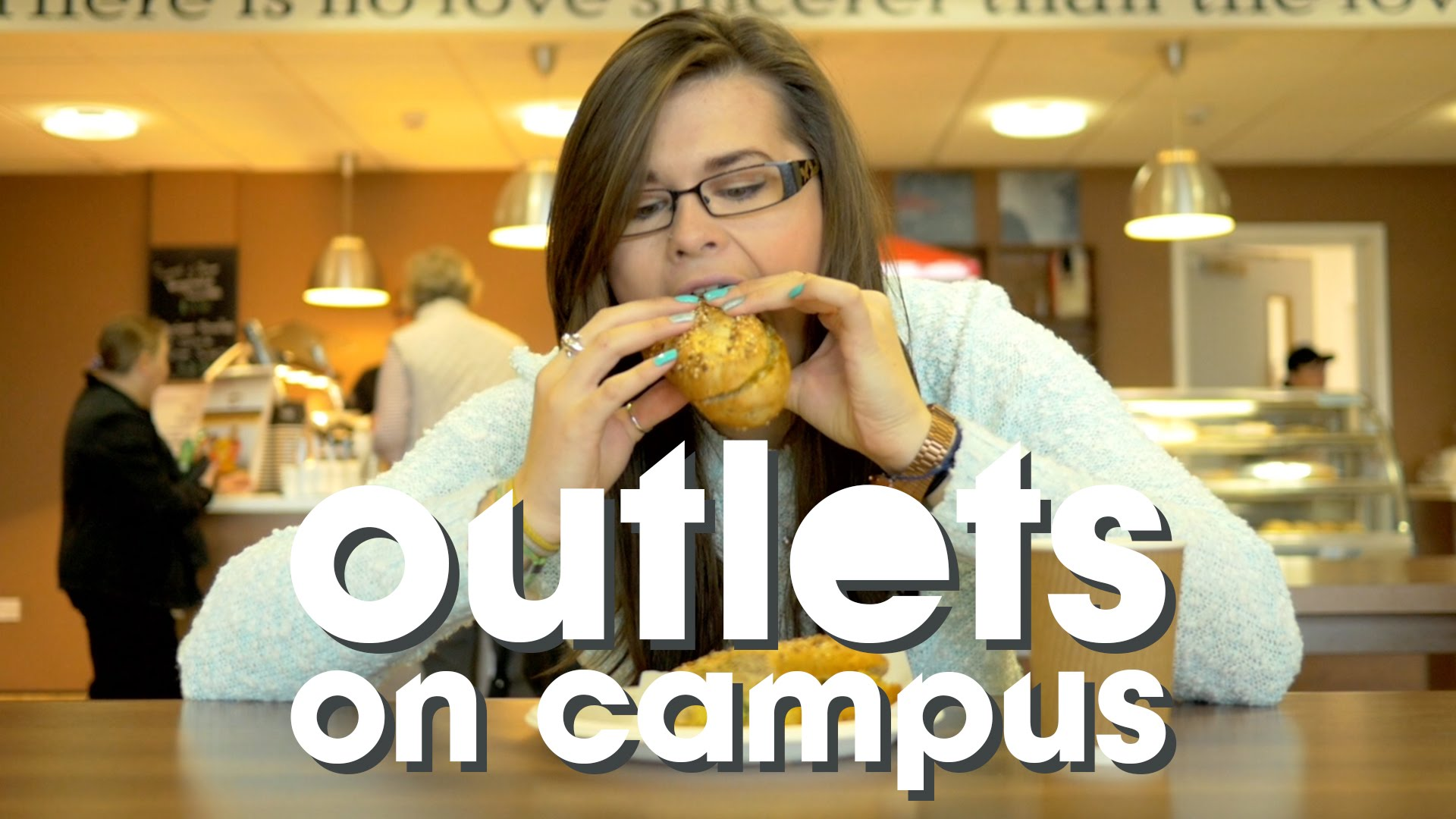 Where to eat on campus