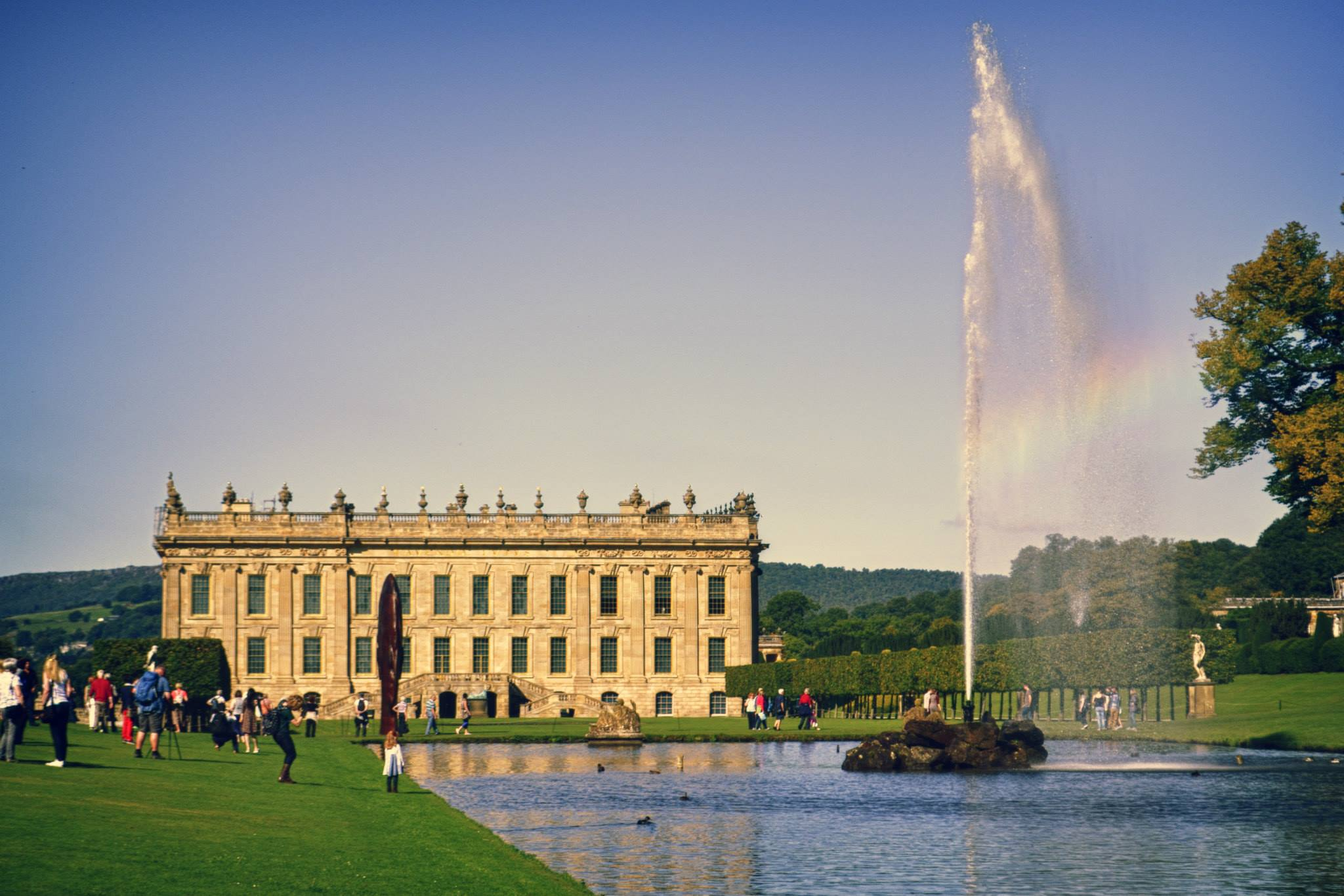 Halls' GIAG - Chatsworth House Trip