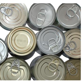 multiple tins