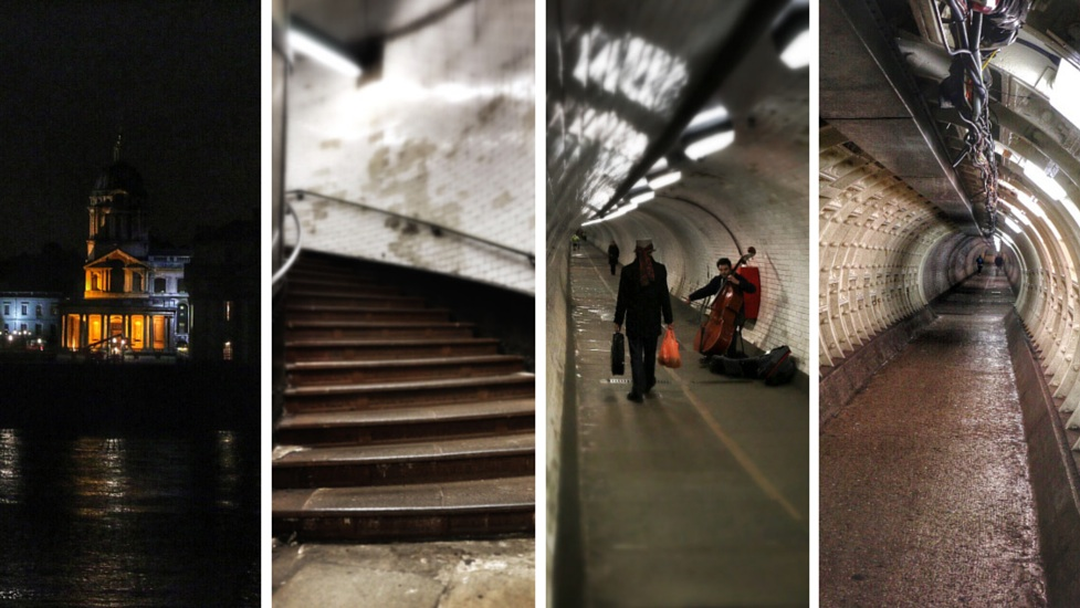 Explore Greenwich Foot Tunnel