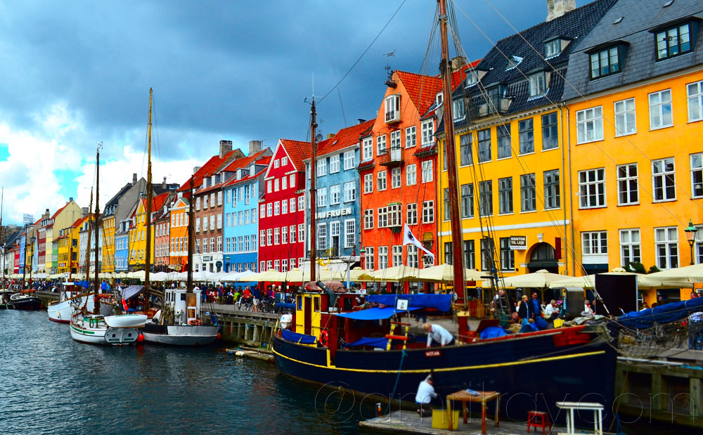 Ieva's Blog: Why Denmark is great for a city break