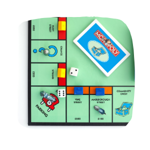 a screenshot of monopoly