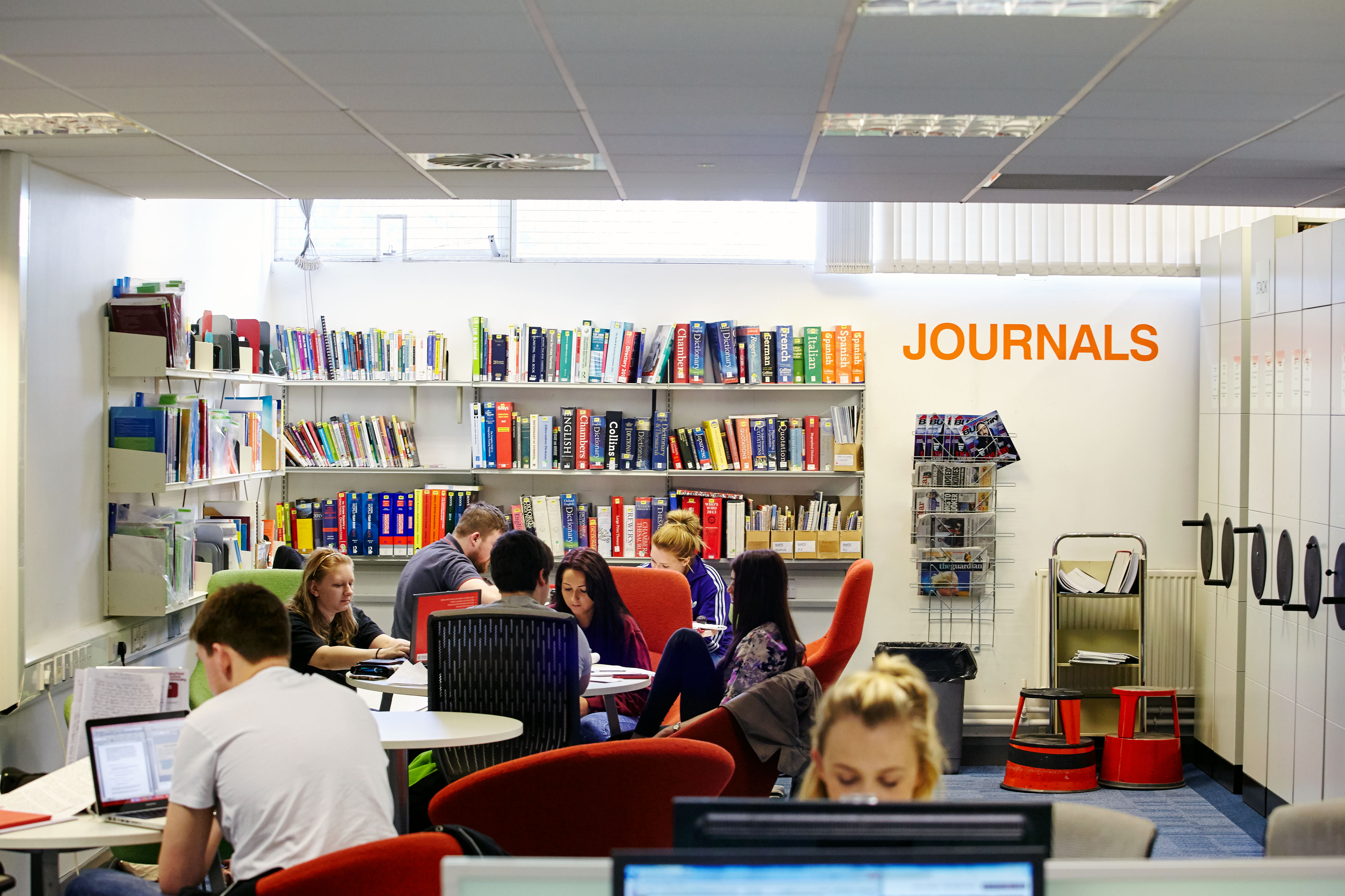 Using SHU Libraries - a Rough Guide