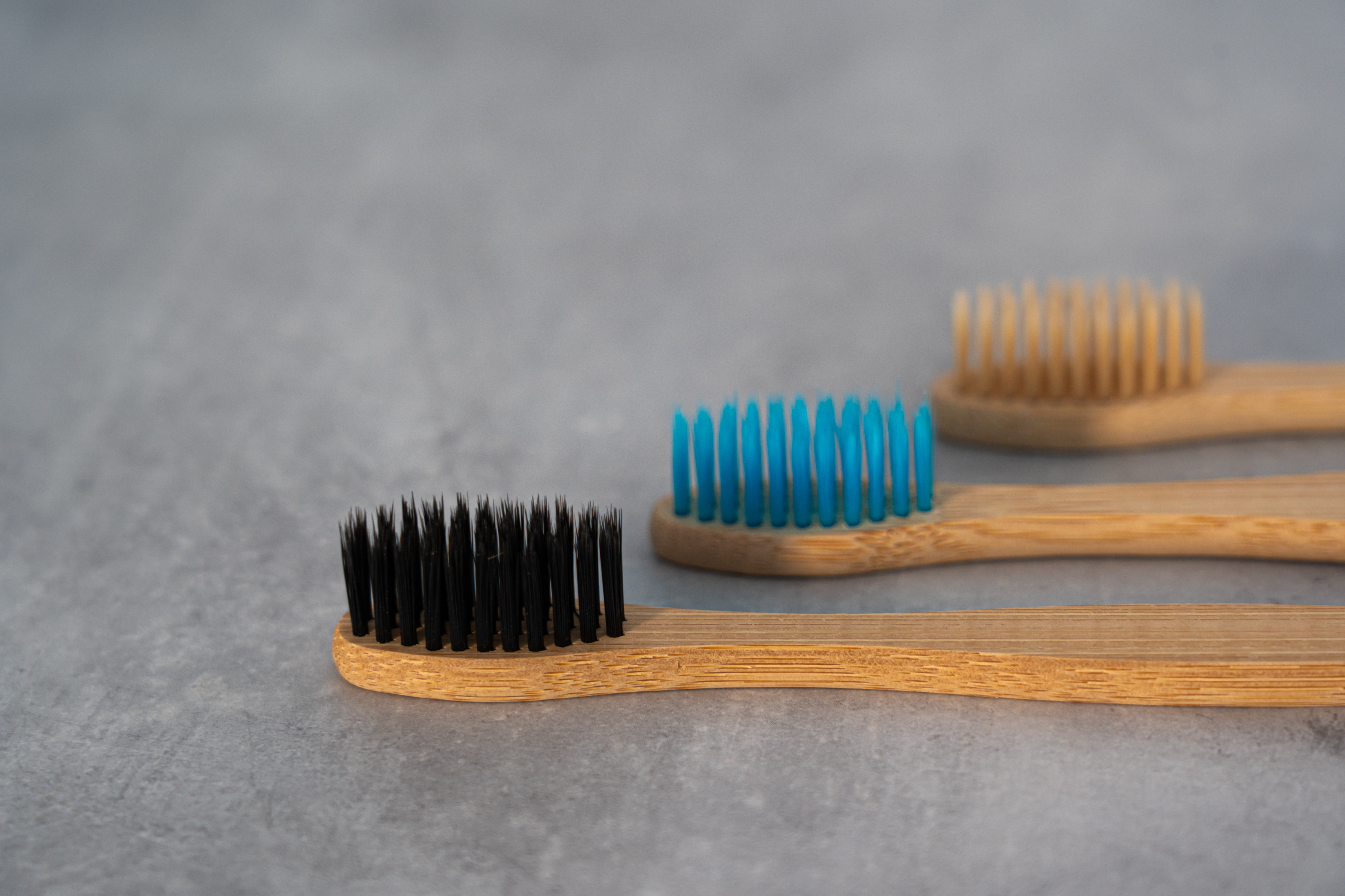 a close up of a toy toothbrush