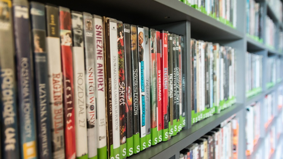 Borrowing DVDs, Video games, Board Games and Consoles