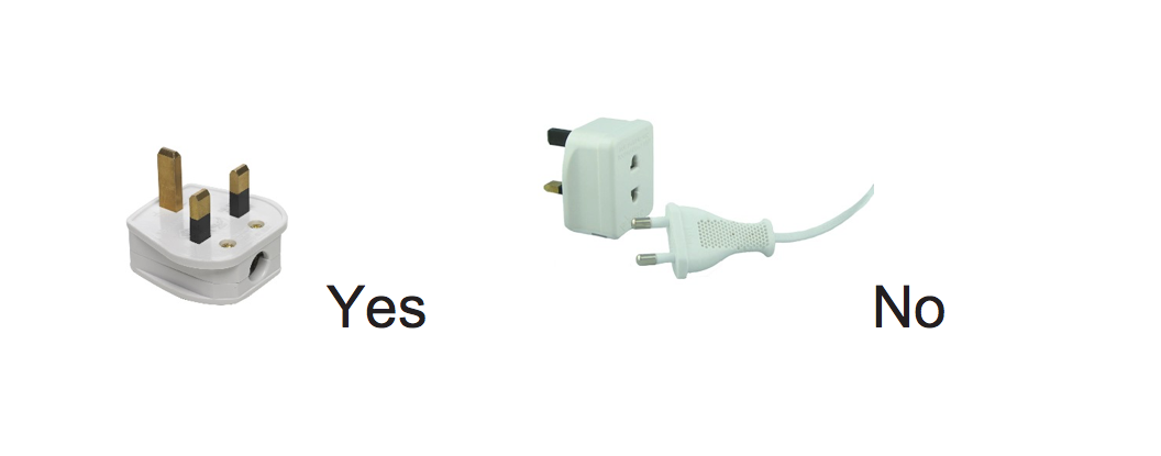 plugs and sockets