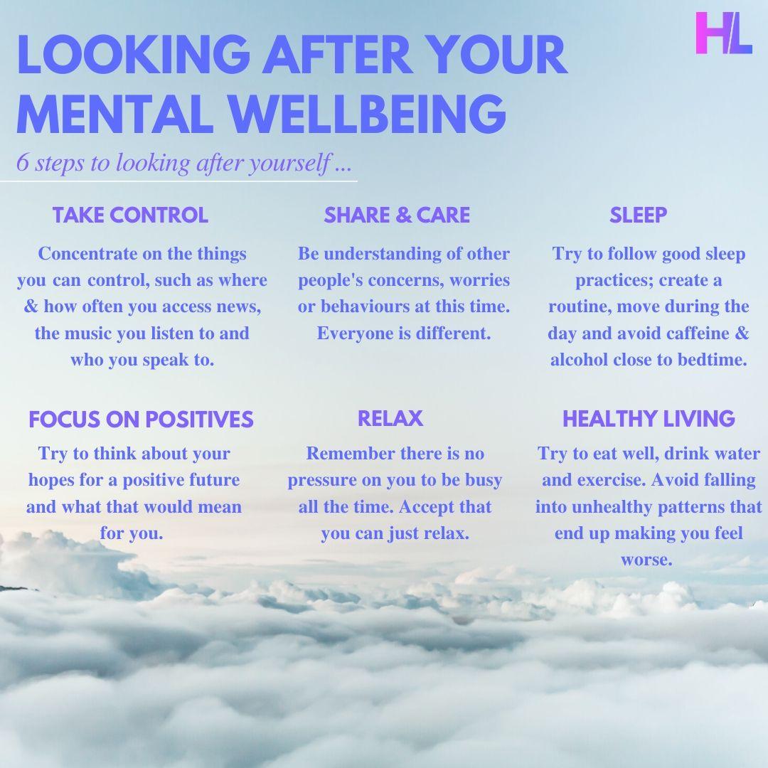mentL wellbeing