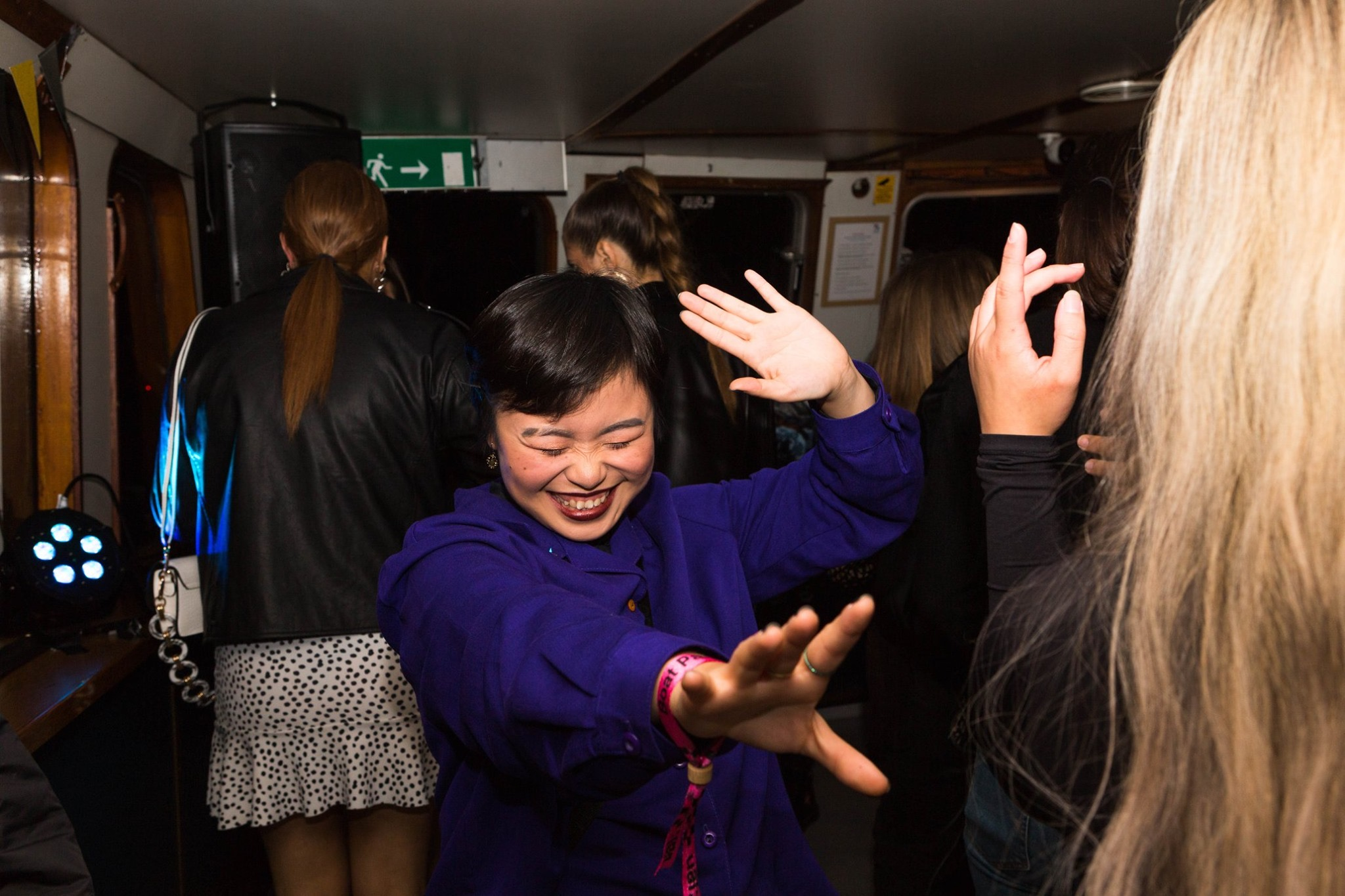 UAL Boat Party