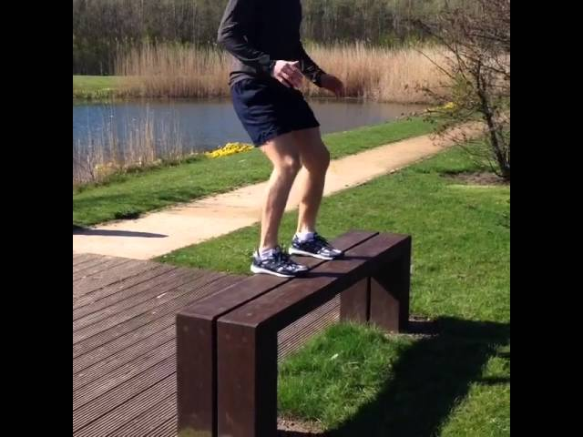 Bench Jumps