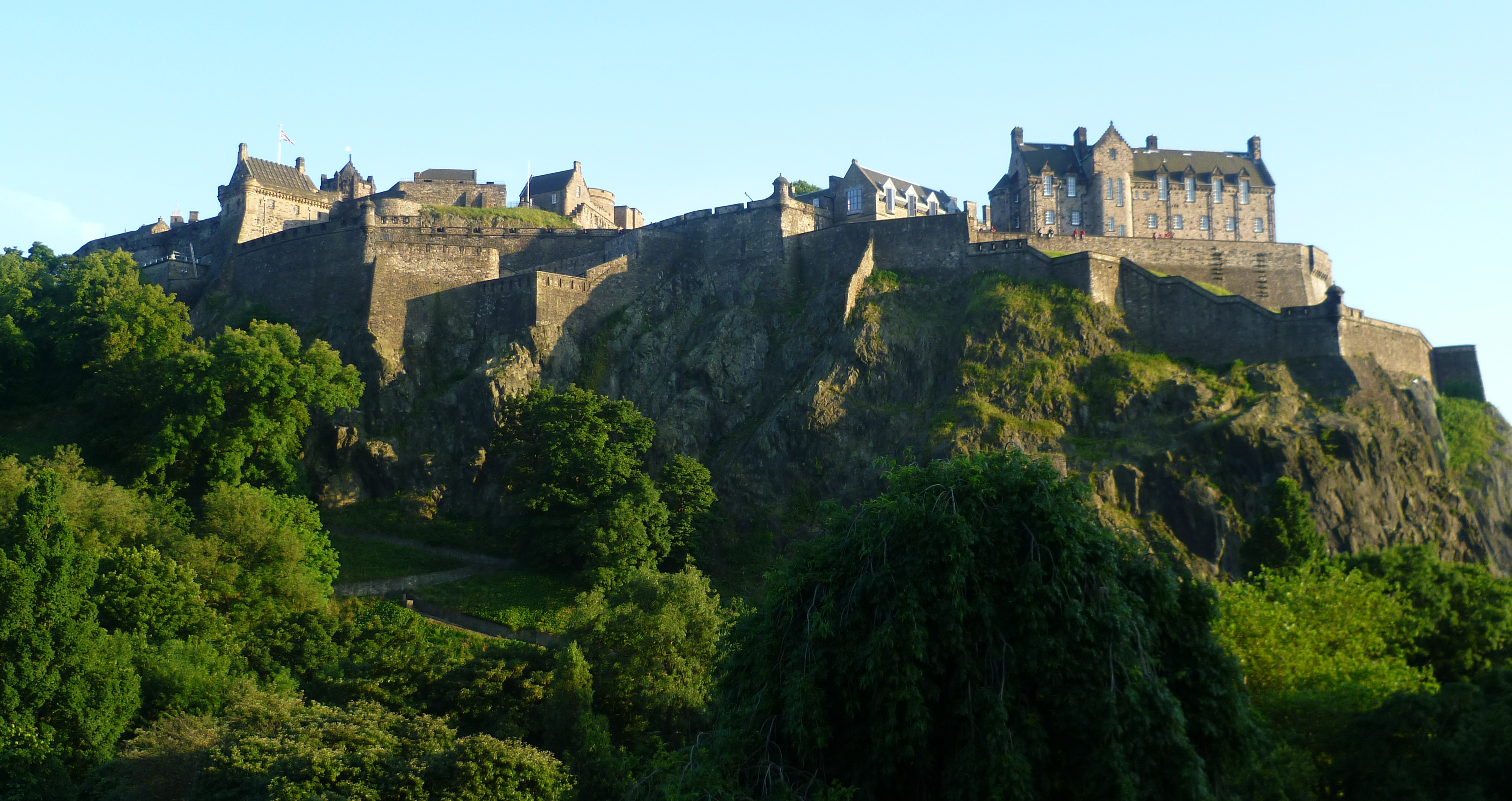 Curtis's Blog: A day off in Edinburgh, what to do?